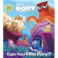 Finding Dory Lift-the-Flap Board Book (Disney/Pixar Finding Dory) by RH DISNEYRH DISNEY, 9780736435611