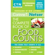 The Complete Book of Food Counts, 9th Edition by Netzer, Corinne T., 9780440245612