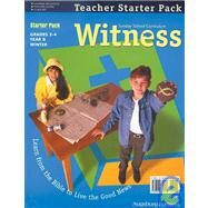 Teacher Starter Pack : Winter Year B, Grades 3 - 4 by Augsburg Fortress Publishing, 9780806635613