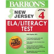 Barron's New Jersey, Grade 4 Ela by Eppley, Kelli, 9781438005614