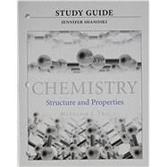 Study Guide for Chemistry Structure and Properties by Tro, Nivaldo J.; Shanoski, Jennifer, 9780321965615