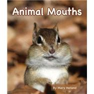 Animal Mouths by Holland, Mary, 9781628555615