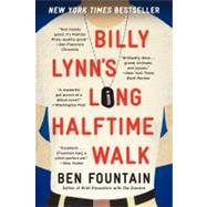 Billy Lynn's Long Halftime Walk : A Novel by FOUNTAIN BEN, 9780060885618