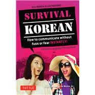 Survival Korean by De Mente, Boye; Kim, Woojoo, 9780804845618