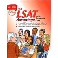 The Lsat Advantage With Professor Dave 2004-2005 by SCALISE D, 9780970175618