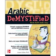 Arabic DeMYSTiFieD with Audio CD by Soltan, Usama, 9780071765619