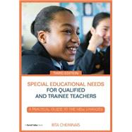 Special Educational Needs for Qualified and Trainee Teachers: A practical guide to the new changes by Cheminais; Rita, 9781138775619