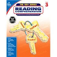 Reading Comprehension Grade 3 by Carson-Dellosa Publishing, LLC, 9781483815619