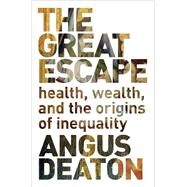 The Great Escape by Deaton, Angus, 9780691165622
