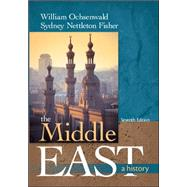 The Middle East: A History by Ochsenwald, William; Fisher, Sydney Nettleton, 9780073385624