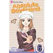 Absolute Boyfriend, Vol. 6 by Watase, Yuu, 9781421515625