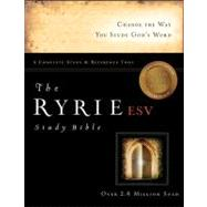 The Ryrie ESV Study Bible Hardcover Red Letter by Ryrie, Charles C., 9780802475626