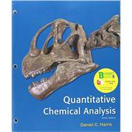 Loose-leaf Version for Quantitative Chemical Analysis by Harris, Daniel C., 9781464175626