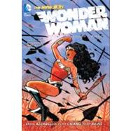 Wonder Woman Vol. 1: Blood (The New 52) by AZZARELLO, BRIANCHIANG, CLIFF, 9781401235628