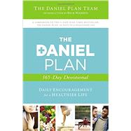 The Daniel Plan 365-Day Devotional by Daniel Plan Team; Eastman, Dee (CON); Lee-Thorp, Karen (CON); Rick Warren, 9780310345633