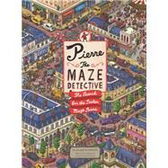 Pierre the Maze Detective by Kamigaki, Hiro; Ic4design (CON); Maruyama, Chihiro; Sakamiya, Emma; Jenner, Elizabeth, 9781780675633