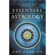 Essential Astrology by Herring, Amy, 9780738735634