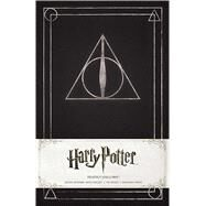 Harry Potter Deathly Hallows Hardcover Ruled Journal by Editions, Insight, 9781608875634