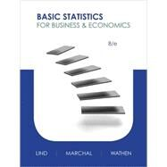 Basic Statistics for Business & Economics w/ ConnectPlus by LIND, 9780077925635