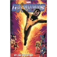 Guardians of the Galaxy by Jim Valentino Volume 2 by Valentino, Jim, 9780785185635