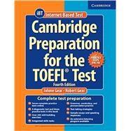 Cambridge Preparation for the TOEFL Test by Gear, Jolene; Gear, Robert, 9781107685635