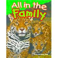 All in the Family by Rice, Dona Herweck, 9781480745636