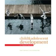 Child and Adolescent Development An Integrated Approach by Bjorklund, David F.; Hernández Blasi, Carlos, 9780495095637