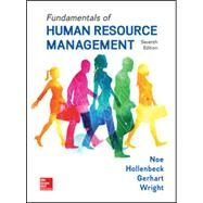 GEN COMBO FUNDAMENTALS OF HUMAN RESOURCE MANAGEMENT; CONNECT AC by Noe, Raymond, 9781260195637