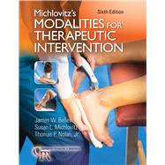 Modalities for Therapeutic Intervention by Bellew, James W., 9780803645639
