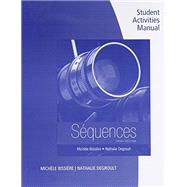 Student Activities Manual for Bissiere's Sequences by Bissi�re, Mich�le, 9781305105645