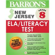 Barron's New Jersey, Grade 8 Ela by Hassall, Timothy; Dillon, Mary A., 9781438005645
