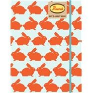 Anorak Rabbits Notebook by Quadrille Publishing, 9781849495646