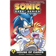Sonic Saga Series 4 by Sonic Scribes, 9781936975648