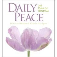 Daily Peace by National Geographic Society (U. S.), 9781426215650