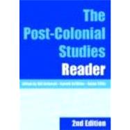 The Post-Colonial Studies Reader by Ashcroft; Bill, 9780415345651