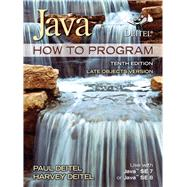 Java How To Program (late objects) by Deitel, Paul J.; Deitel, Harvey, 9780132575652