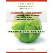 International Business, Eighth Edition Binder Ready Version by Czinkota, Michael R.; Ronkainen, Ilkka A.; Moffet, Michael H., 9780470915653