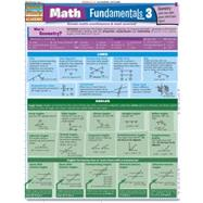 Math Fundamentals 3 by Warren, Peggy, 9781423205654