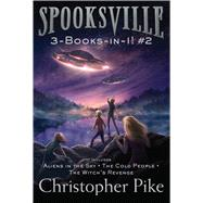 Spooksville 3-Books-in-1 by Pike, Christopher, 9781481485654