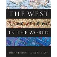 The West in the World by Sherman, Dennis; Salisbury, Joyce, 9780073385655