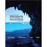 Fundamental Managerial Accounting Concepts by Edmonds, Thomas; Edmonds, Christopher; Tsay, Bor-Yi; Olds, Philip, 9780078025655