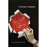 Breakfast at Tiffany's by CAPOTE, TRUMAN, 9780679745655