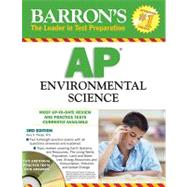 Barron's Ap Environmental Science by Thorpe, Gary S., 9780764195655