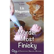 Murder Most Finicky 9781410485656N