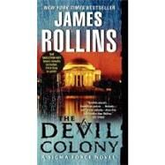 DEVIL COLONY                MM by ROLLINS JAMES, 9780061785658