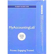 MyAccountingLab with Pearson eText -- Access Card -- for Financial Accounting by Waybright, Jeffrey; Kemp, Robert, 9780134115658