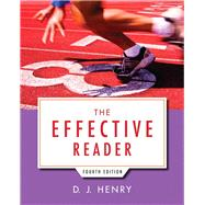 The Effective Reader by Henry, D. J., 9780321845658