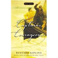 Captains Courageous by Kipling, Rudyard; Sides, Marilyn; Yolen, Jane (AFT), 9780451465658