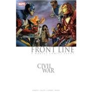 Civil War by Jenkins, Paul; Bachs, Ramon; Lieber, Steve; Weeks, Lee, 9780785195658