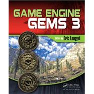 Game Engine Gems 3 by Lengyel; Eric, 9781498755658